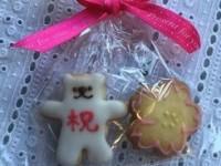 桜クッキー5